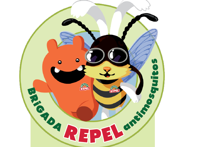 Brigada Repel ZIKA