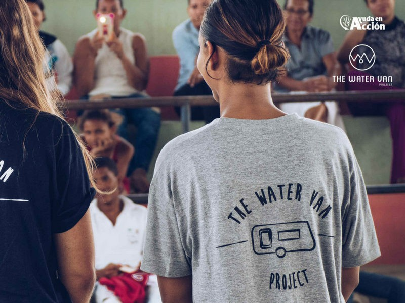 the water van project voluntariado