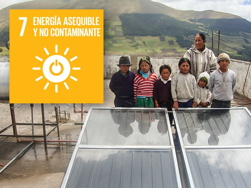 ods 7: energia asequible