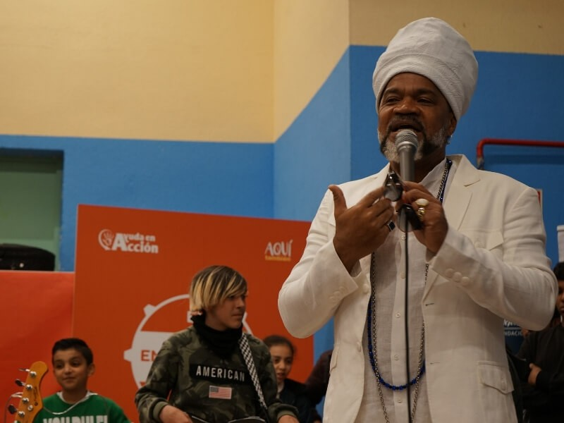 Carlinhos Brown El Ensayadero