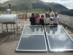 Energias renovables placas solares