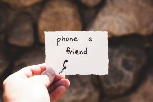 Phone a friend